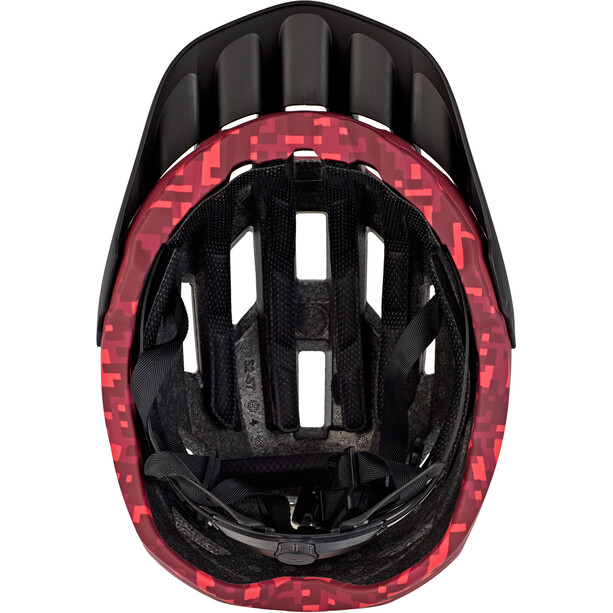 Cube Rook Helm red