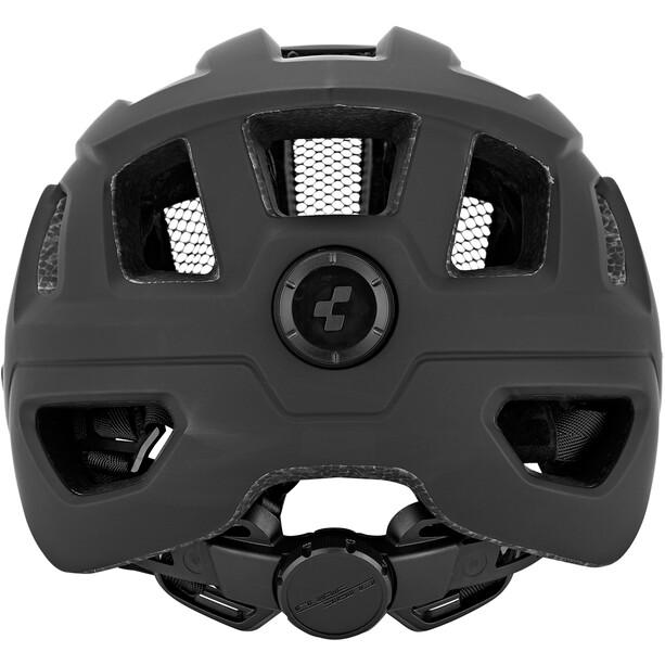 Cube Steep Helm schwarz