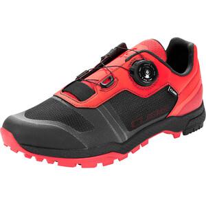 Cube  ATX Lynx Pro Shoes ブラック/レッド