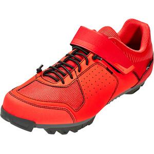 Cube  MTB Peak Shoes レッド