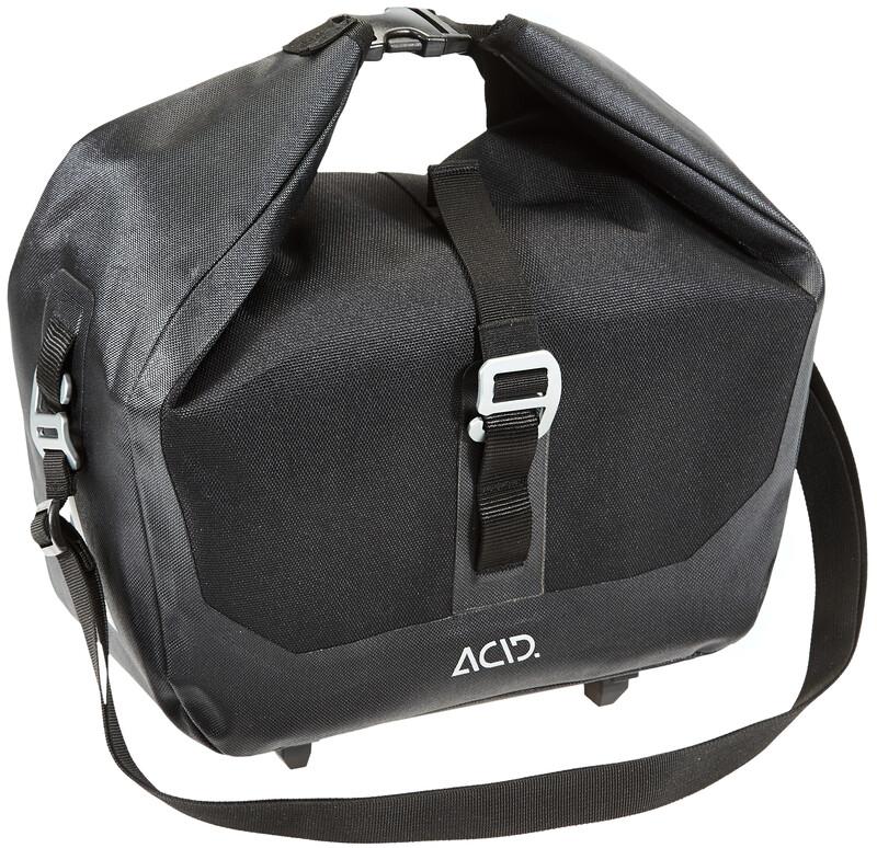Cube ACID Trunk 12 RILink Fahrradtasche black Gepäckträgertaschen  93106