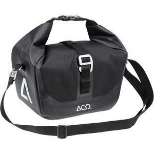 Cube ACID Travler Front 6 FILink Fahrradtasche schwarz schwarz