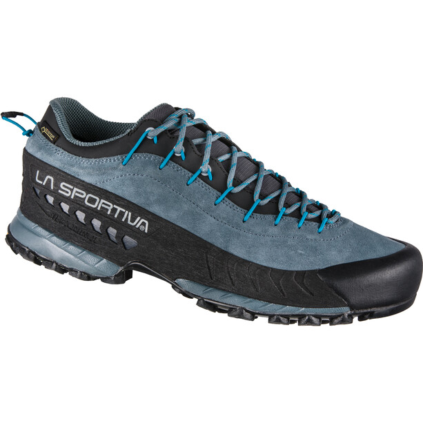 La Sportiva TX4 GTX Schuhe Herren slate/tropic blue