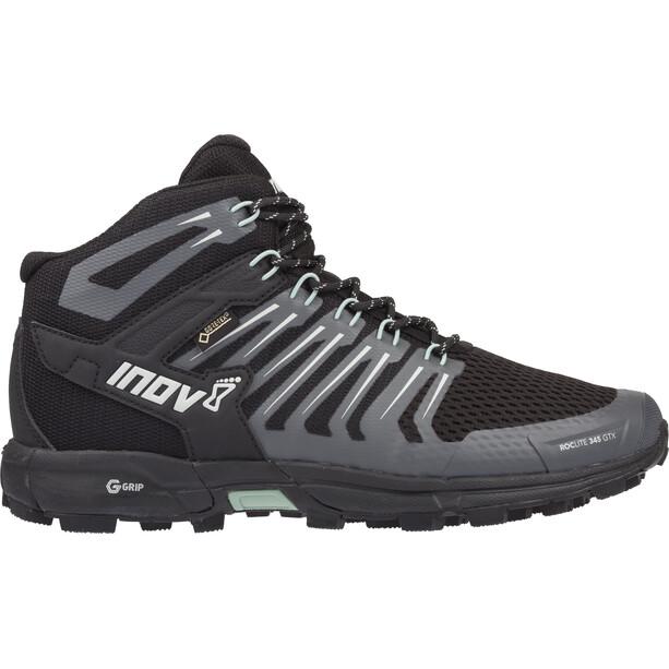 inov-8 Roclite 345 GTX Schuhe Damen black/green