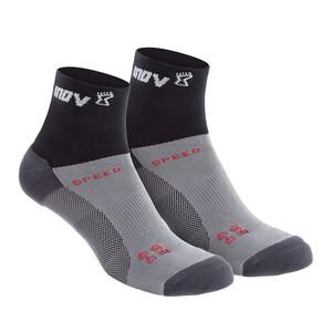 inov-8 Speed Mid-Cut Socken black black