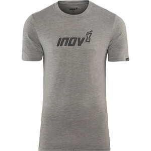 inov-8 Tri Blend Inov-8 Kurzarm T-Shirt Herren dark grey dark grey