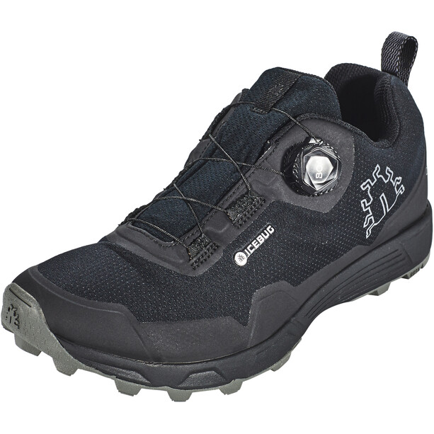 Icebug Rover RB9X GTX Schuhe Herren black/slate gray