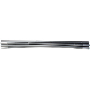 Hilleberg Allak 2 Spare Pole 370cm x 10mm grå grå