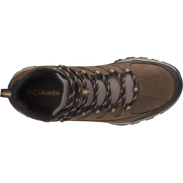 Columbia Terrebonne II Mid Outdry Schuhe Herren mud/curry