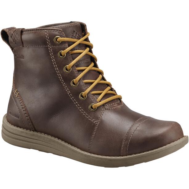 "Columbia Irvington 6"" LTR Boot WP Schuhe Herren braun"
