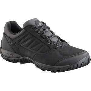 Columbia Ruckel Ridge Plus Schuhe Herren black/shark black/shark