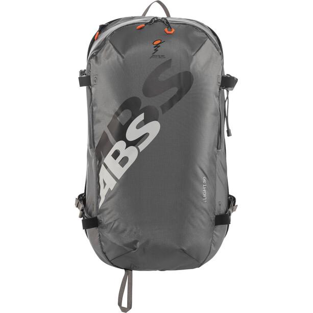 ABS s.LIGHT Compact Zip-On 30l rock grey