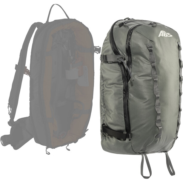 ABS P.RIDE Compact Zip-On 30l mountain grey