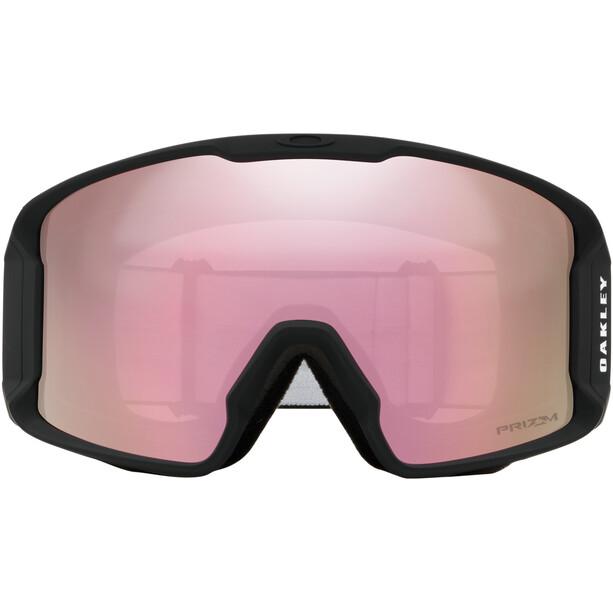 Oakley Line Miner XM Lunettes de ski Femme, noir/rose