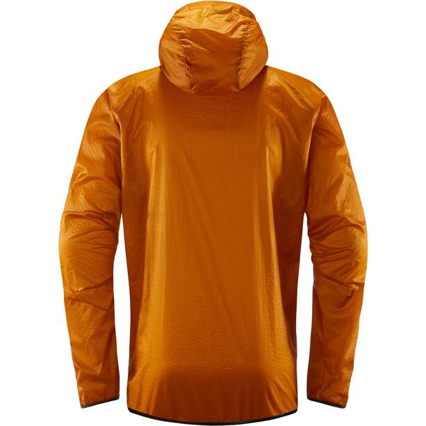 Haglöfs L.I.M Shield Comp Hood Herren desert yellow
