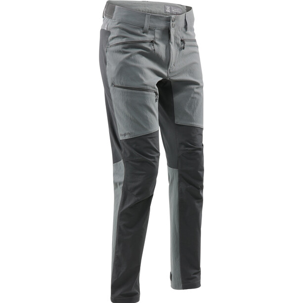 Haglöfs Rugged Flex Hose Damen magnetite/true black