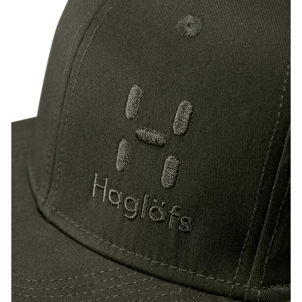 Haglöfs Logo Cap deep woods