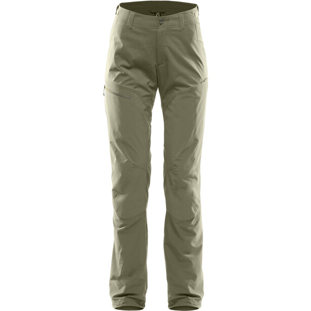 Haglöfs Lite Hybrid Pantalon Femme, vert