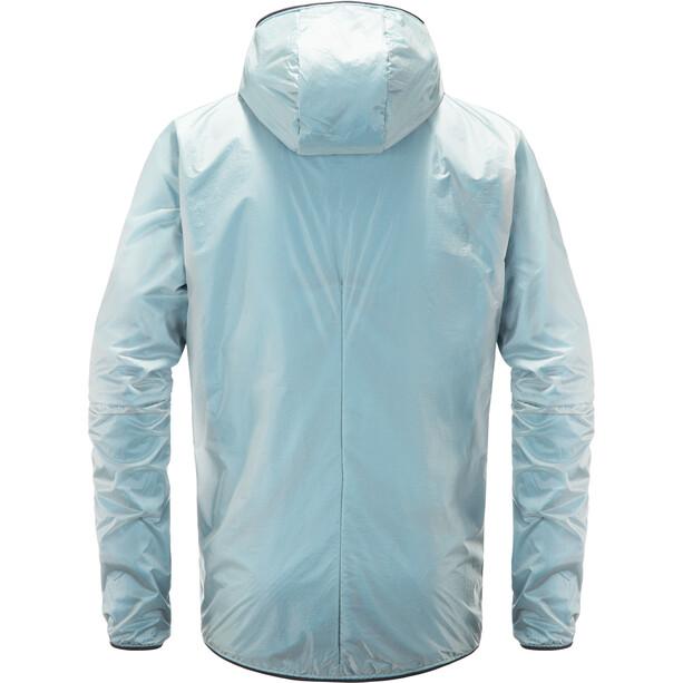 Haglöfs Proteus Jacket Herr haze/mosaic blue
