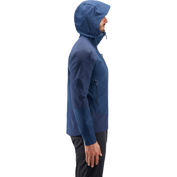 Haglöfs Skarn Hybrid Jacket Herr tarn blue