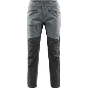 Haglöfs Rugged Flex Pants Dame magnetite/true black magnetite/true black