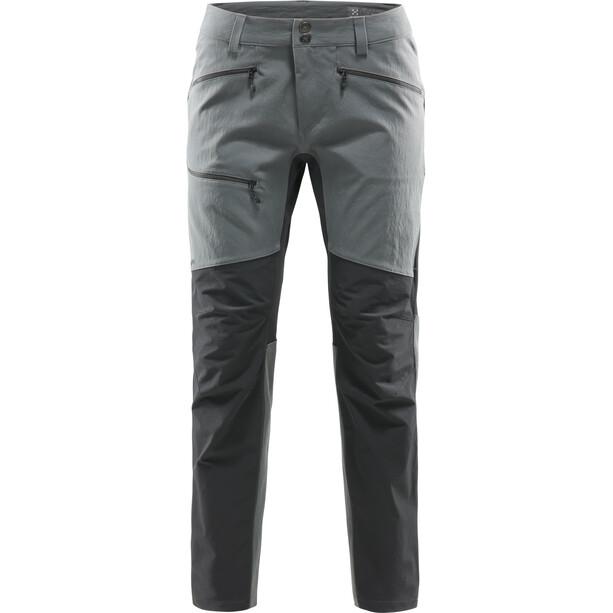 Haglöfs Rugged Flex Pants Dam grå/svart