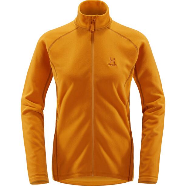 Haglöfs Astro Jacket Dam desert yellow