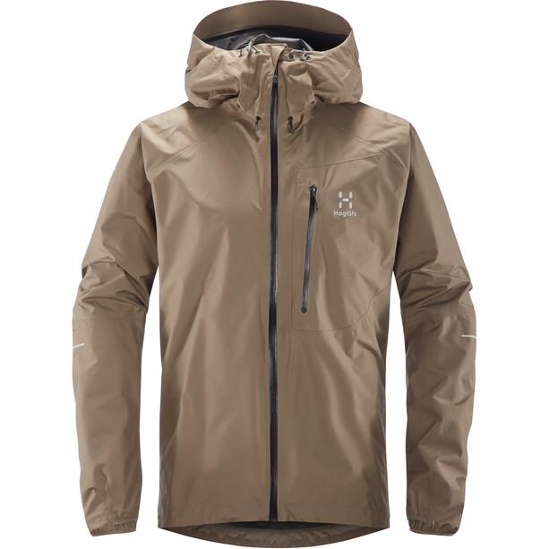 Haglöfs L.I.M Jacket Herr dune