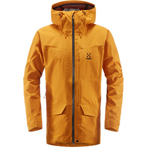 Haglöfs Grym Evo Jacket Herr desert yellow desert yellow
