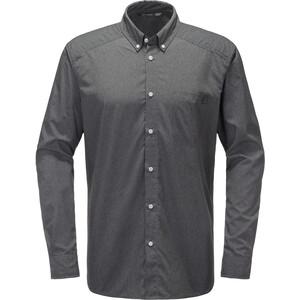 Haglöfs Vejan LS Shirt Herr magnetite magnetite