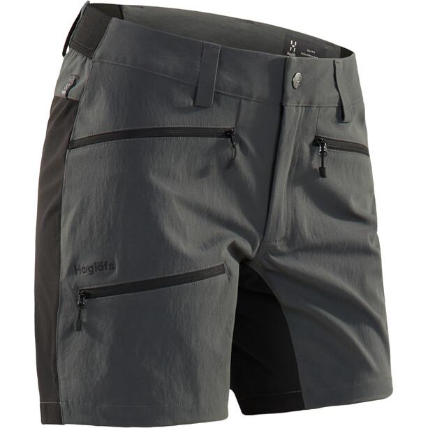 Haglöfs Rugged Flex Shorts Dam magnetite/true black