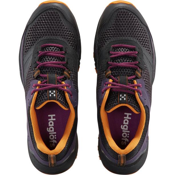 Haglöfs Gram Trail Shoes Dam svart/violett