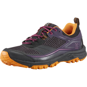 Haglöfs Gram Trail Shoes Dam acai berry/true black acai berry/true black