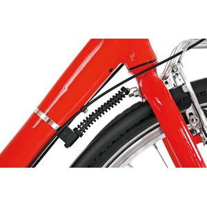 Steering damper steering stopper