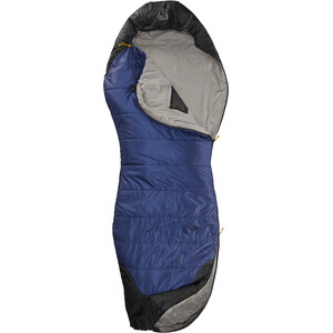 Nordisk Puk +10° Curve Schlafsack L true navy/steeple gray/black true navy/steeple gray/black