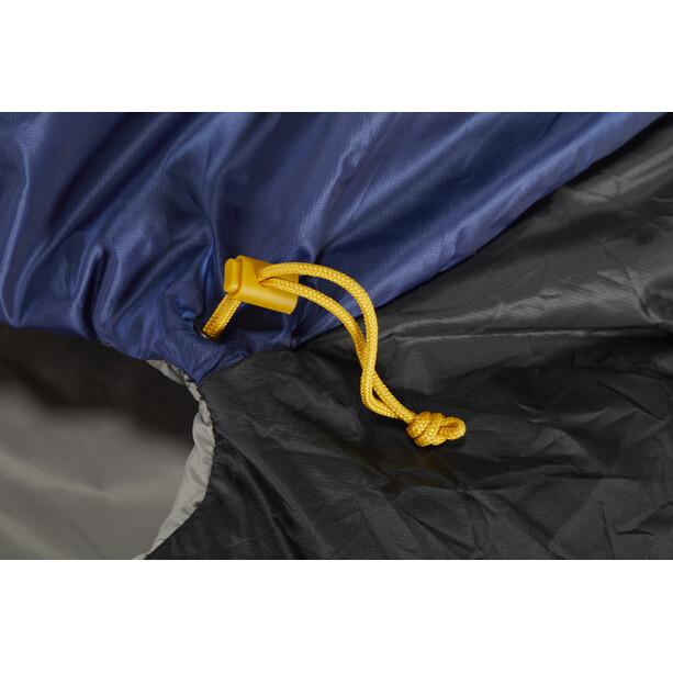 Nordisk Puk +10° Curve Sleeping Bag XL true navy/steeple gray/black