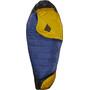 Nordisk Puk +4° Egg Schlafsack L true navy/mustard yellow/black