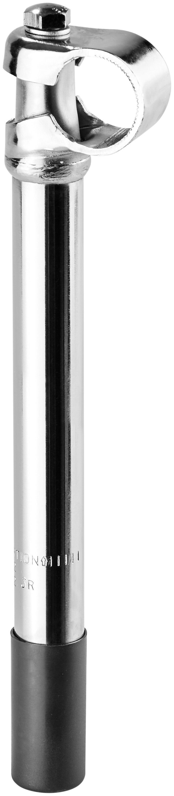 Fahrrad Klemmvorbau Ergotec verchromt Ø = 25,4//22,2 mm L = 400//20 mm Stahl