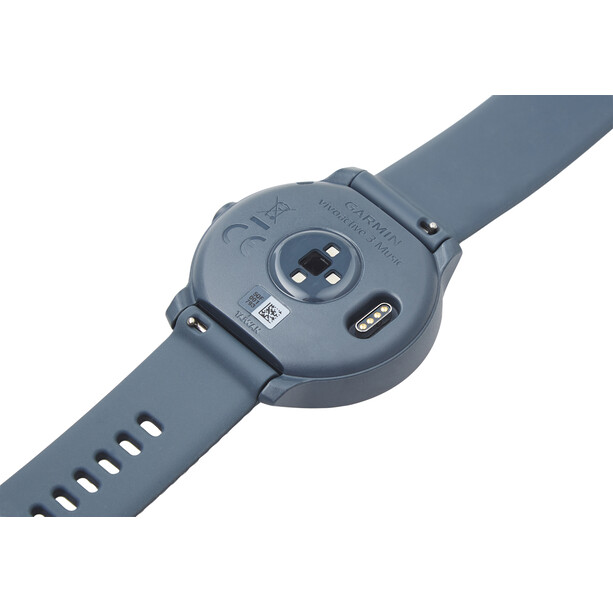 Garmin vivoactive 3 Music Smartwatch granitblau