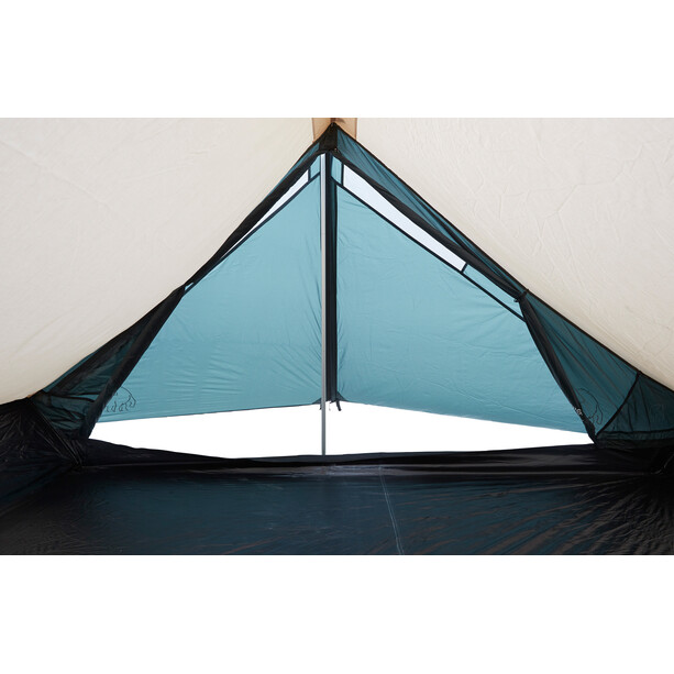Nordisk Faxe 2 SI Tent petrol green