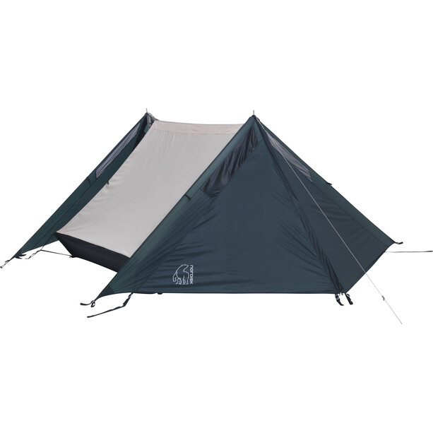 Nordisk Faxe 2+4 SI Apsis Set petrol green