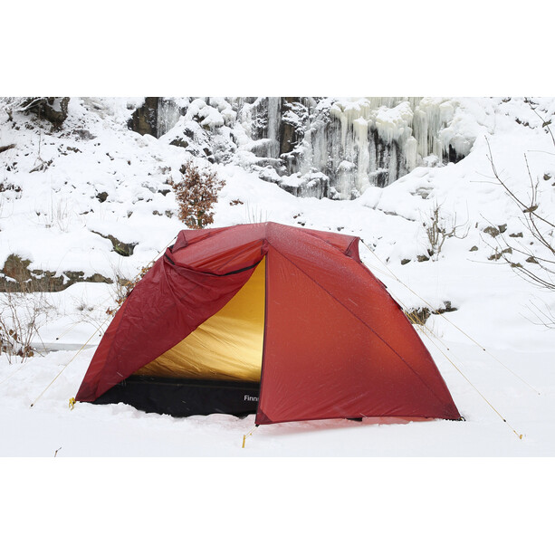 Nordisk Finnmark 2 SI Tent burnt red
