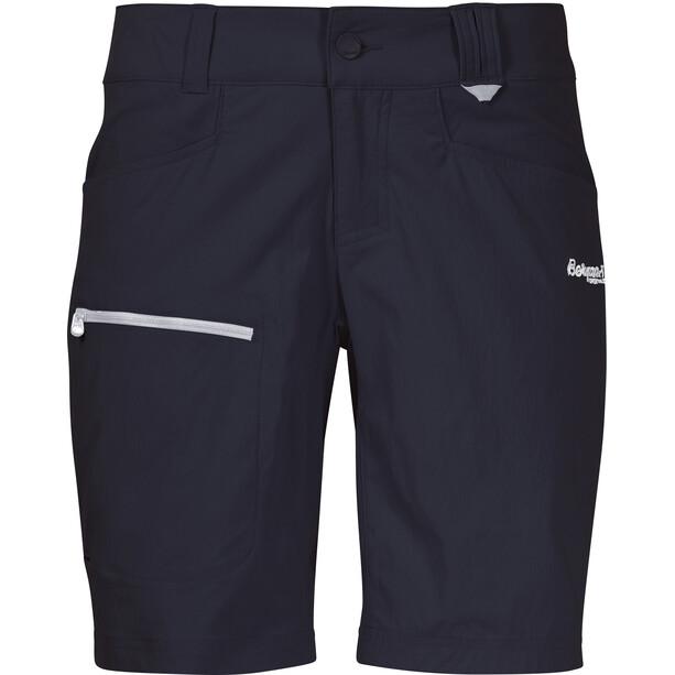 Bergans Utne Shorts Damen dark navy/aluminium