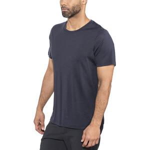 Bergans Oslo Wool T-Shirt Herren dark navy dark navy