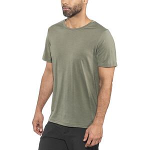 Bergans Oslo Wool T-Shirt Herren green mud green mud