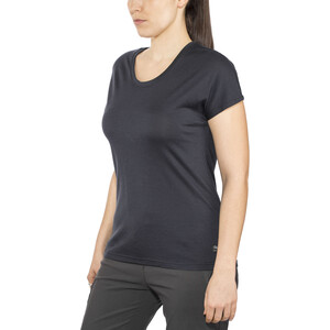 Bergans Oslo Wool T-Shirt Damen dark navy dark navy
