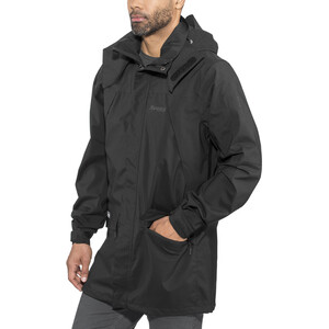 Bergans Breheimen 2L Jacket Herr black/solid charcoal black/solid charcoal
