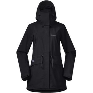 Bergans Breheimen 2L Jacket Dam black/solid charcoal black/solid charcoal