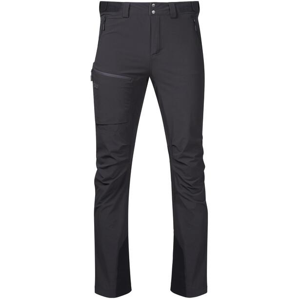 Bergans Breheimen Softshell Pants Herr solid charcoal/solid dark grey