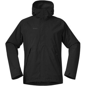 Bergans Ramberg Jacket Herr black/solid charcoal black/solid charcoal